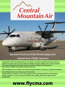 central mountain air advert qfpa 2020