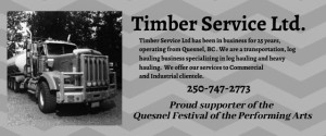 timber service ltd qfpa advert 2020