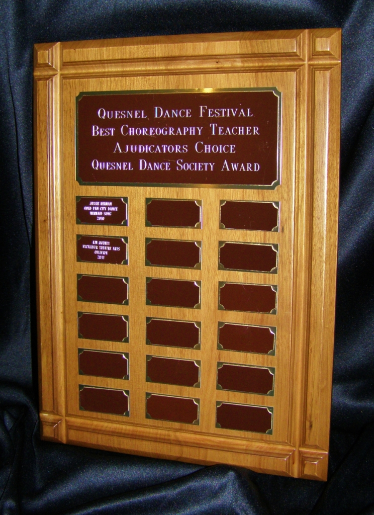 QFPA Adjudicators Choice Best Choreography